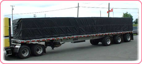 Tarp-Rite - Easy Access For Truckers - Right Off the Highway